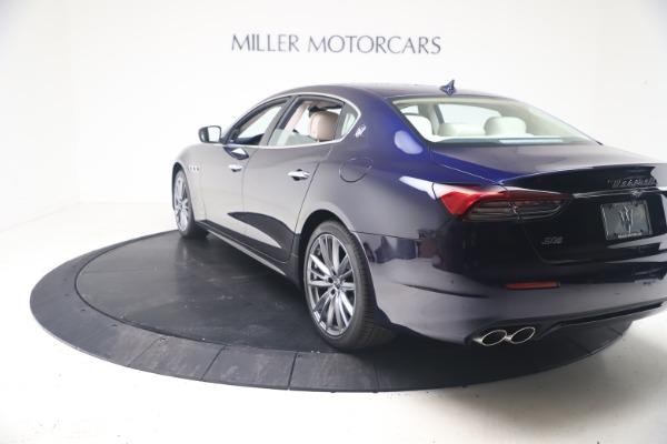 New 2021 Maserati Quattroporte S Q4 GranLusso for sale $126,149 at Pagani of Greenwich in Greenwich CT 06830 5