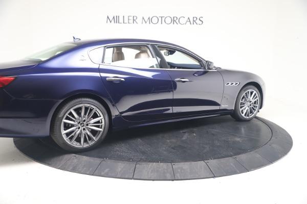 New 2021 Maserati Quattroporte S Q4 GranLusso for sale $126,149 at Pagani of Greenwich in Greenwich CT 06830 8