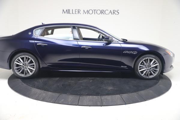 New 2021 Maserati Quattroporte S Q4 GranLusso for sale $126,149 at Pagani of Greenwich in Greenwich CT 06830 9