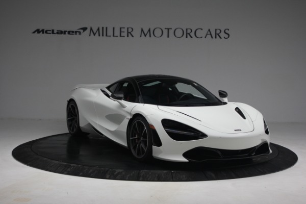 New 2021 McLaren 720S Performance for sale $352,600 at Pagani of Greenwich in Greenwich CT 06830 10