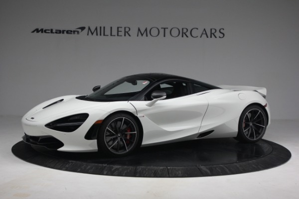 New 2021 McLaren 720S Performance for sale $352,600 at Pagani of Greenwich in Greenwich CT 06830 2