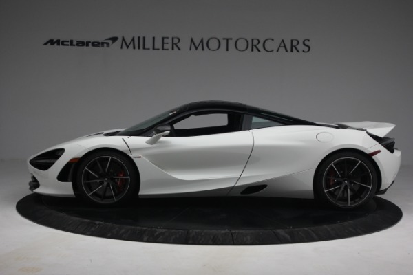 New 2021 McLaren 720S Performance for sale $352,600 at Pagani of Greenwich in Greenwich CT 06830 3