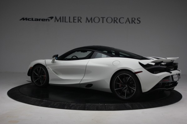 New 2021 McLaren 720S Performance for sale $352,600 at Pagani of Greenwich in Greenwich CT 06830 4