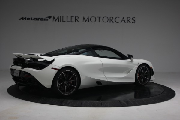 New 2021 McLaren 720S Performance for sale $352,600 at Pagani of Greenwich in Greenwich CT 06830 7