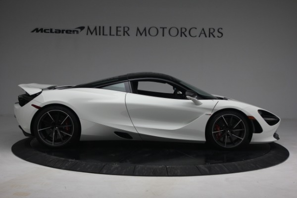 New 2021 McLaren 720S Performance for sale $352,600 at Pagani of Greenwich in Greenwich CT 06830 8