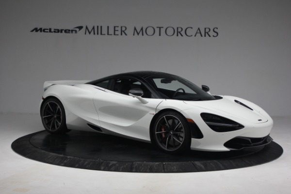 New 2021 McLaren 720S Performance for sale $352,600 at Pagani of Greenwich in Greenwich CT 06830 9
