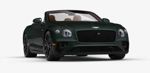 New 2022 Bentley Continental GT Speed for sale Call for price at Pagani of Greenwich in Greenwich CT 06830 5