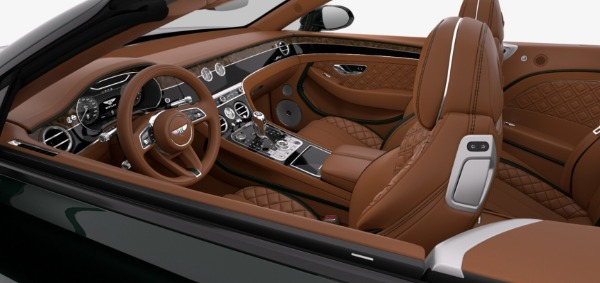 New 2022 Bentley Continental GT Speed for sale Call for price at Pagani of Greenwich in Greenwich CT 06830 7
