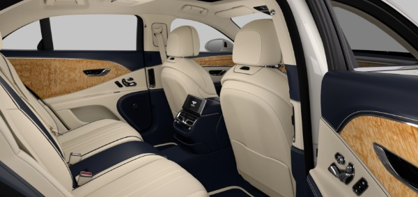 New 2022 Bentley Flying Spur V8 for sale Call for price at Pagani of Greenwich in Greenwich CT 06830 8
