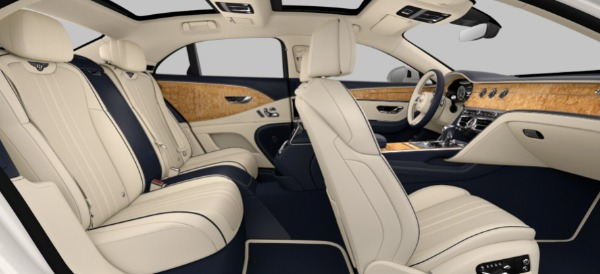 New 2022 Bentley Flying Spur V8 for sale Call for price at Pagani of Greenwich in Greenwich CT 06830 9