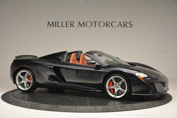 Used 2015 McLaren 650S Spider for sale Sold at Pagani of Greenwich in Greenwich CT 06830 10