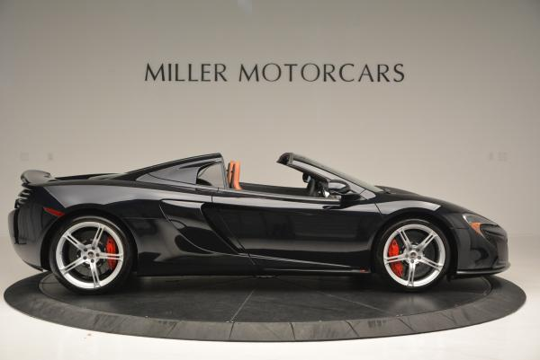 Used 2015 McLaren 650S Spider for sale Sold at Pagani of Greenwich in Greenwich CT 06830 9