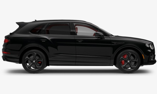 New 2022 Bentley Bentayga V8 S for sale Call for price at Pagani of Greenwich in Greenwich CT 06830 2