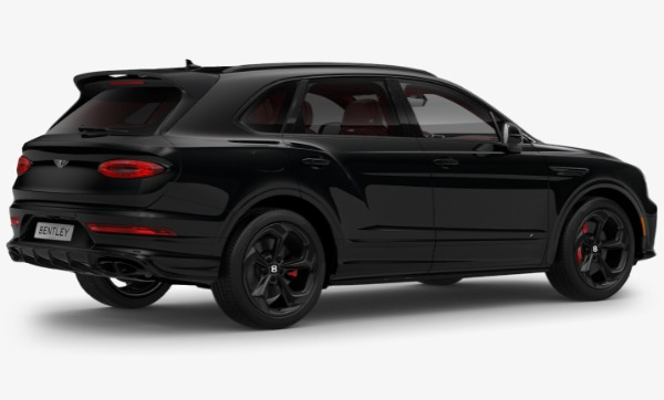 New 2022 Bentley Bentayga V8 S for sale Call for price at Pagani of Greenwich in Greenwich CT 06830 3