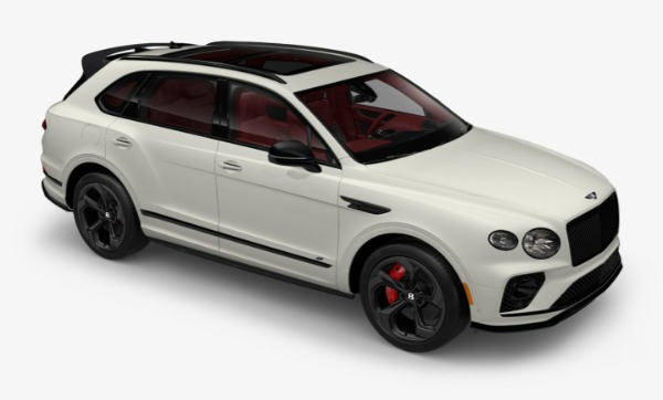 New 2022 Bentley Bentayga V8 S for sale Call for price at Pagani of Greenwich in Greenwich CT 06830 5