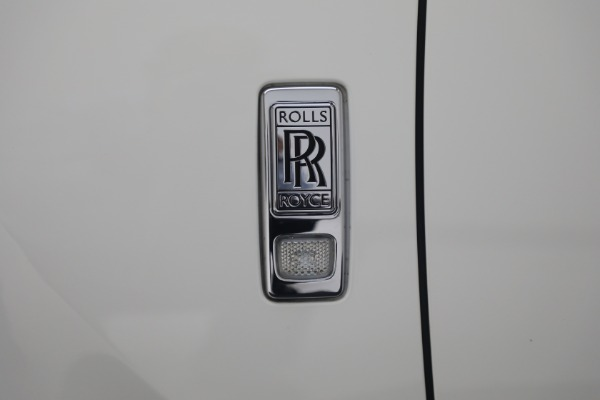 Used 2017 Rolls-Royce Ghost for sale $219,900 at Pagani of Greenwich in Greenwich CT 06830 21