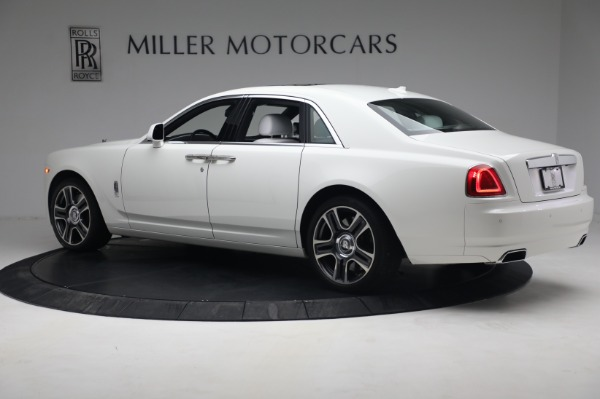 Used 2017 Rolls-Royce Ghost for sale $219,900 at Pagani of Greenwich in Greenwich CT 06830 4