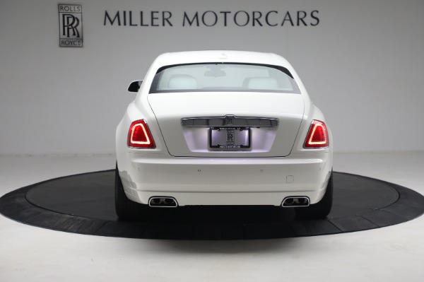 Used 2017 Rolls-Royce Ghost for sale $219,900 at Pagani of Greenwich in Greenwich CT 06830 5