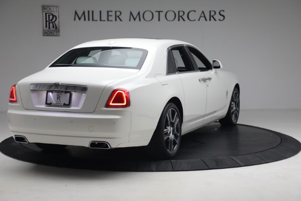 Used 2017 Rolls-Royce Ghost for sale $219,900 at Pagani of Greenwich in Greenwich CT 06830 6