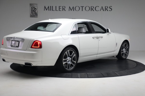 Used 2017 Rolls-Royce Ghost for sale $219,900 at Pagani of Greenwich in Greenwich CT 06830 7