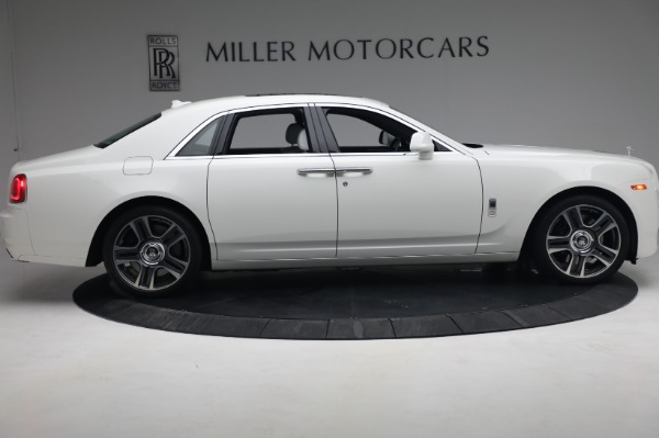 Used 2017 Rolls-Royce Ghost for sale $219,900 at Pagani of Greenwich in Greenwich CT 06830 8