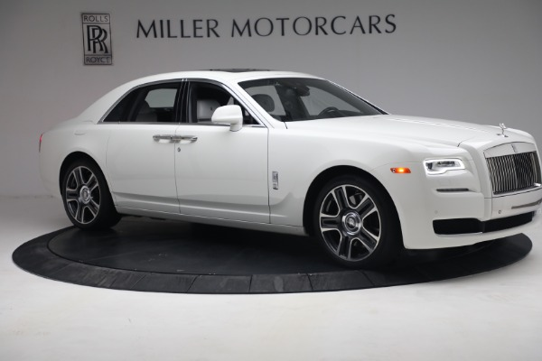 Used 2017 Rolls-Royce Ghost for sale $219,900 at Pagani of Greenwich in Greenwich CT 06830 9