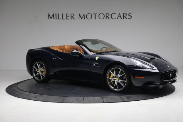 Used 2010 Ferrari California for sale Call for price at Pagani of Greenwich in Greenwich CT 06830 10