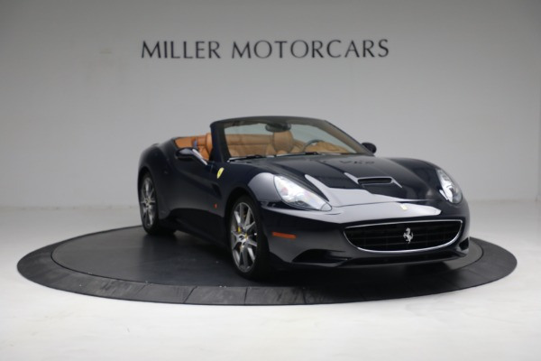 Used 2010 Ferrari California for sale Call for price at Pagani of Greenwich in Greenwich CT 06830 11