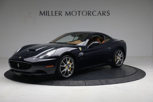 Used 2010 Ferrari California for sale Call for price at Pagani of Greenwich in Greenwich CT 06830 13