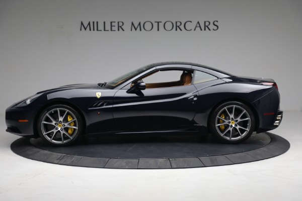 Used 2010 Ferrari California for sale Call for price at Pagani of Greenwich in Greenwich CT 06830 14