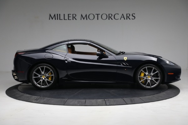 Used 2010 Ferrari California for sale Call for price at Pagani of Greenwich in Greenwich CT 06830 15