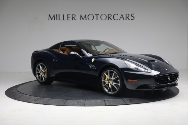 Used 2010 Ferrari California for sale Call for price at Pagani of Greenwich in Greenwich CT 06830 16