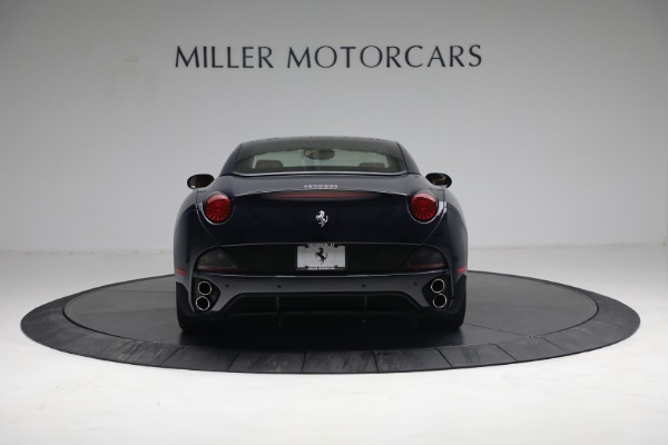 Used 2010 Ferrari California for sale Call for price at Pagani of Greenwich in Greenwich CT 06830 17