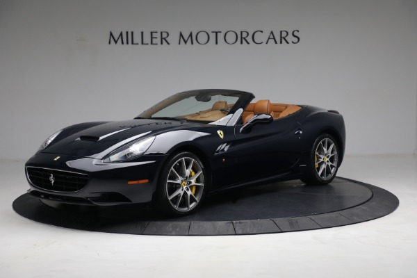 Used 2010 Ferrari California for sale Call for price at Pagani of Greenwich in Greenwich CT 06830 2