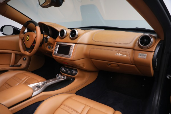 Used 2010 Ferrari California for sale Call for price at Pagani of Greenwich in Greenwich CT 06830 22