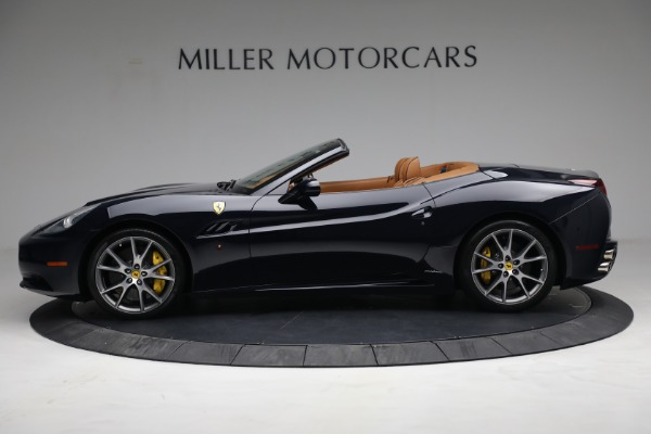Used 2010 Ferrari California for sale Call for price at Pagani of Greenwich in Greenwich CT 06830 3