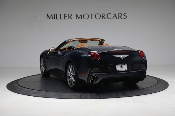 Used 2010 Ferrari California for sale Call for price at Pagani of Greenwich in Greenwich CT 06830 5