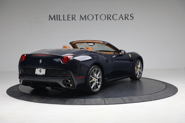 Used 2010 Ferrari California for sale Call for price at Pagani of Greenwich in Greenwich CT 06830 7