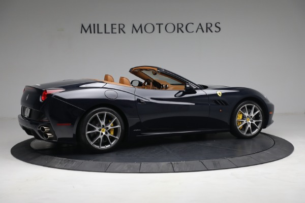 Used 2010 Ferrari California for sale Call for price at Pagani of Greenwich in Greenwich CT 06830 8