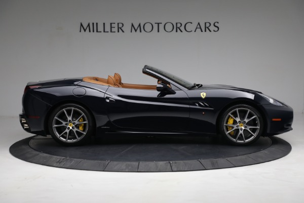 Used 2010 Ferrari California for sale Call for price at Pagani of Greenwich in Greenwich CT 06830 9