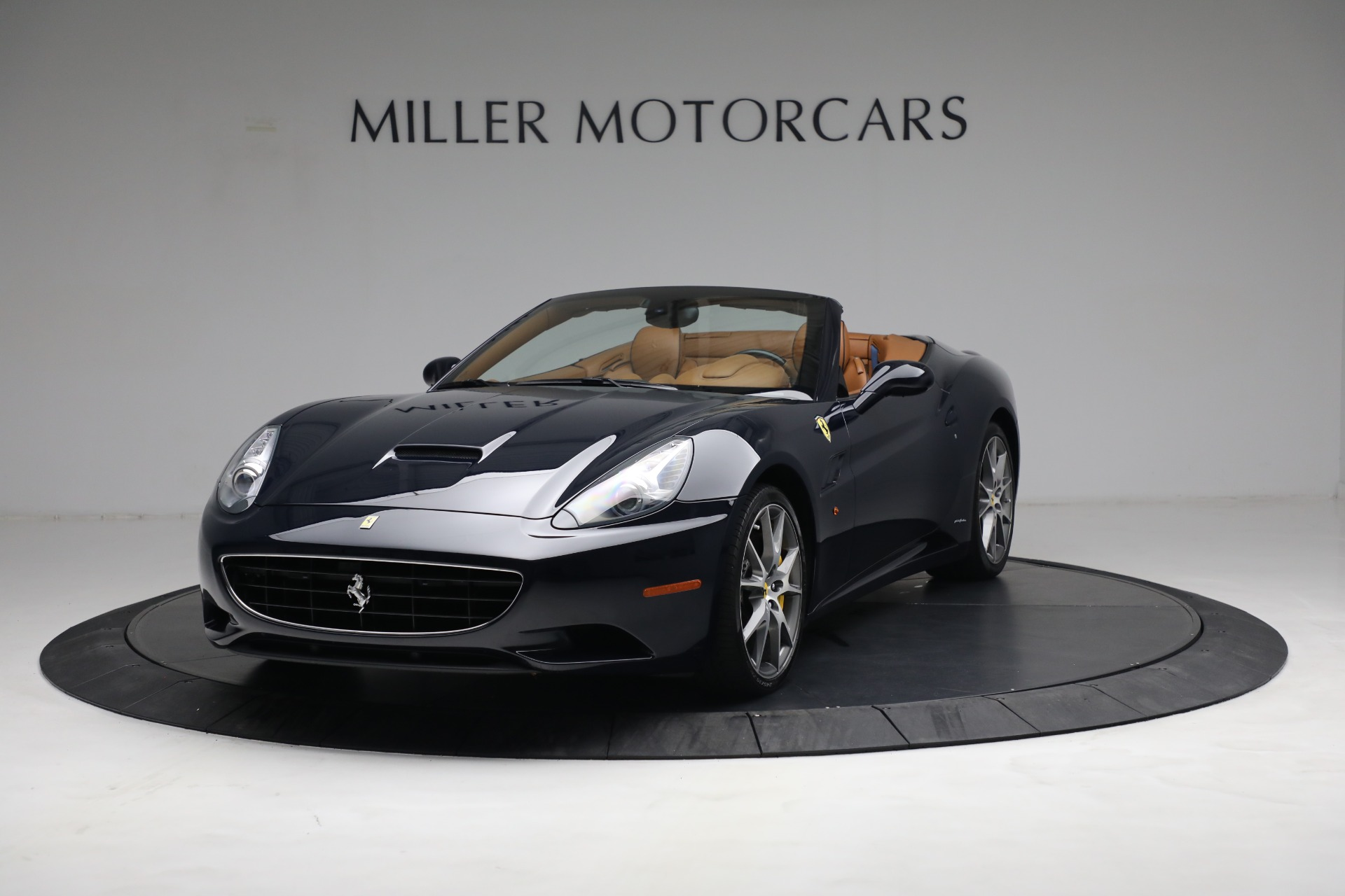 Used 2010 Ferrari California for sale Call for price at Pagani of Greenwich in Greenwich CT 06830 1