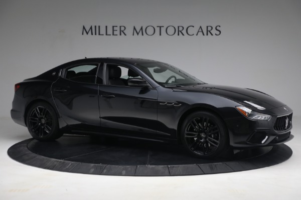 New 2021 Maserati Ghibli SQ4 for sale $92,894 at Pagani of Greenwich in Greenwich CT 06830 10
