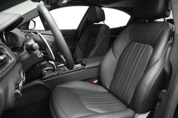 New 2021 Maserati Ghibli SQ4 for sale $92,894 at Pagani of Greenwich in Greenwich CT 06830 15