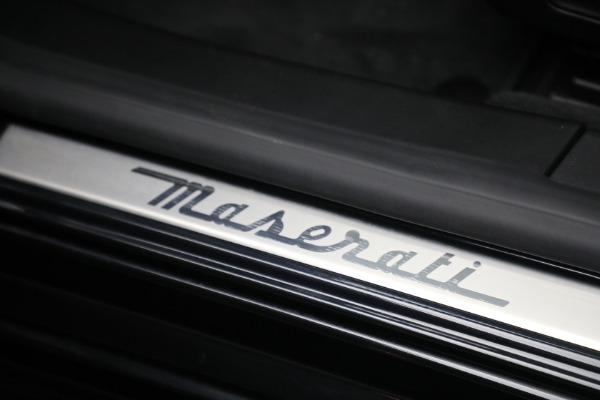 New 2021 Maserati Ghibli SQ4 for sale $92,894 at Pagani of Greenwich in Greenwich CT 06830 20