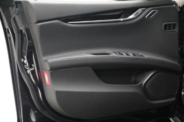 New 2021 Maserati Ghibli SQ4 for sale $92,894 at Pagani of Greenwich in Greenwich CT 06830 21