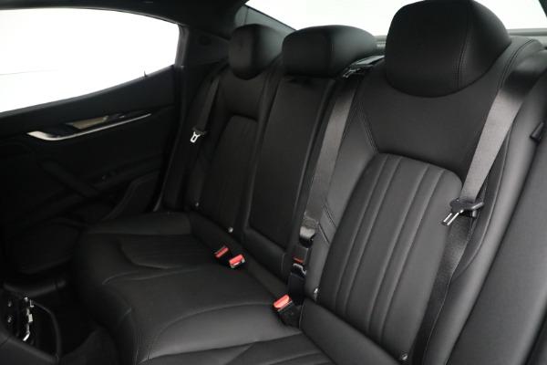 New 2021 Maserati Ghibli SQ4 for sale $92,894 at Pagani of Greenwich in Greenwich CT 06830 22