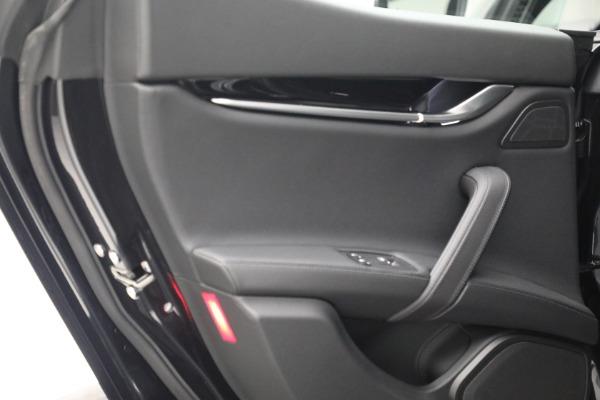 New 2021 Maserati Ghibli SQ4 for sale $92,894 at Pagani of Greenwich in Greenwich CT 06830 24