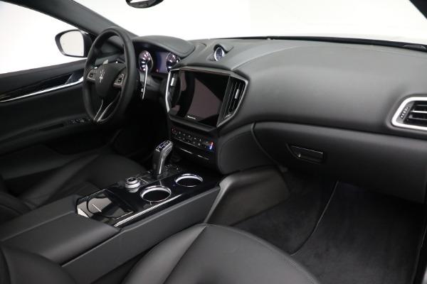 New 2021 Maserati Ghibli SQ4 for sale $92,894 at Pagani of Greenwich in Greenwich CT 06830 25