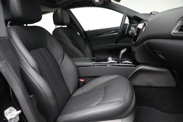 New 2021 Maserati Ghibli SQ4 for sale $92,894 at Pagani of Greenwich in Greenwich CT 06830 26