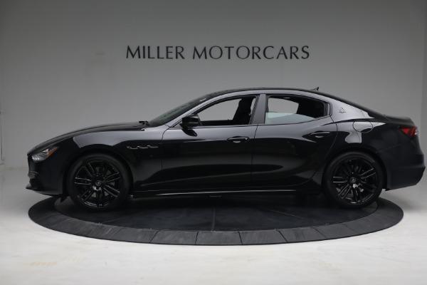 New 2021 Maserati Ghibli SQ4 for sale $92,894 at Pagani of Greenwich in Greenwich CT 06830 3
